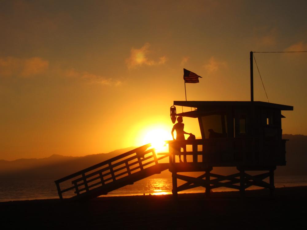 Venice Beach - maailman friikein ranta?