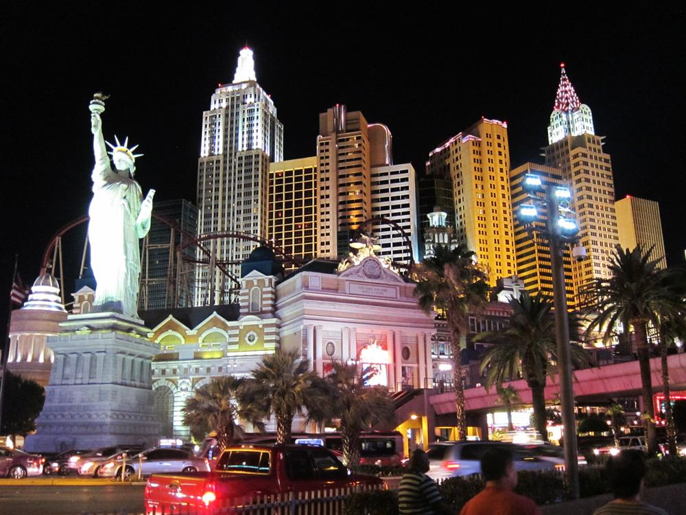 Tämän takia rakastan ja vihaan Vegasia