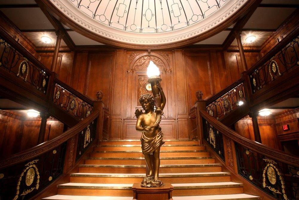 Tallinnan Titanic-näyttely
