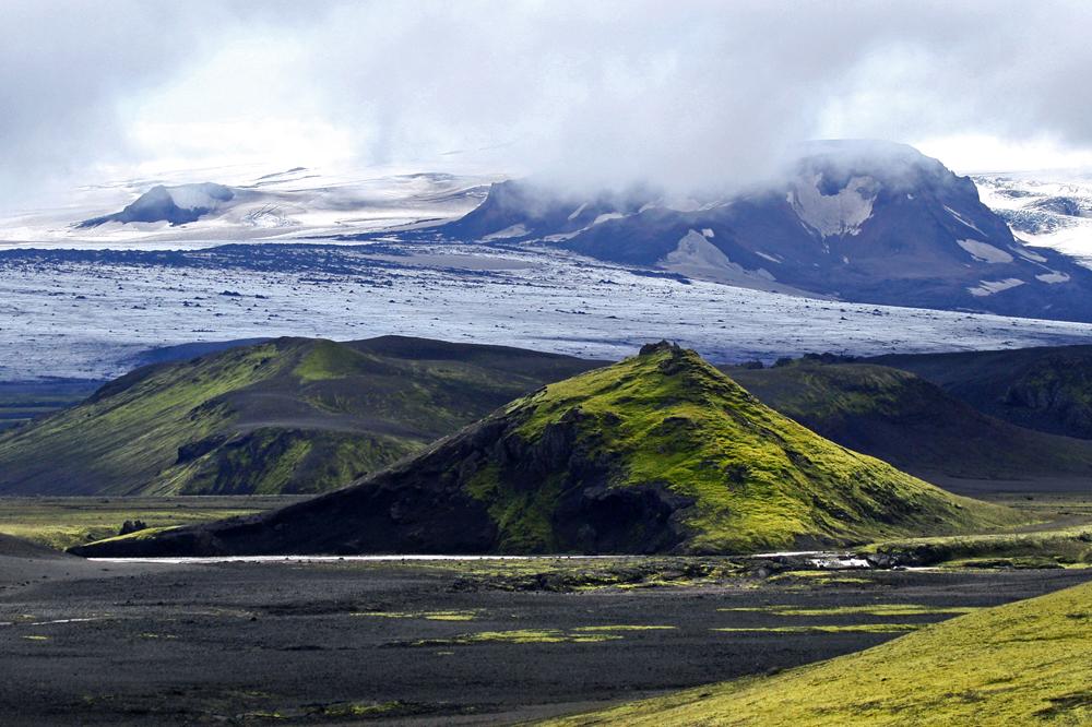 Kesälomareissulle Islantiin