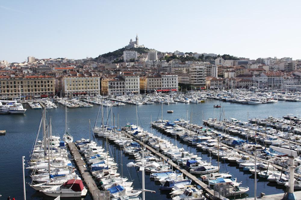 Marseillen ihanin hotelli