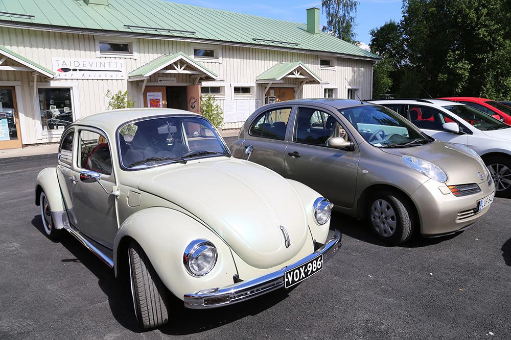 automatkailu suomessa Kerava