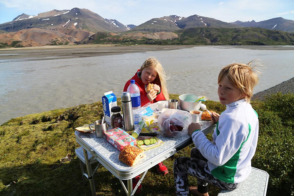 15 vinkkiä telttareissulle Islantiin