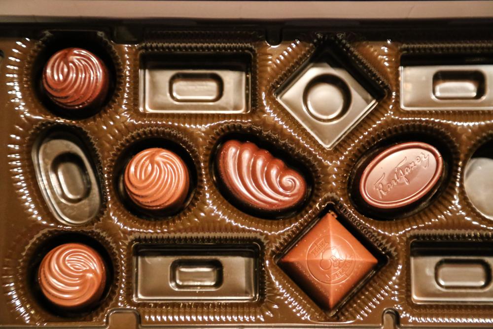 Elämä on suklaarasia