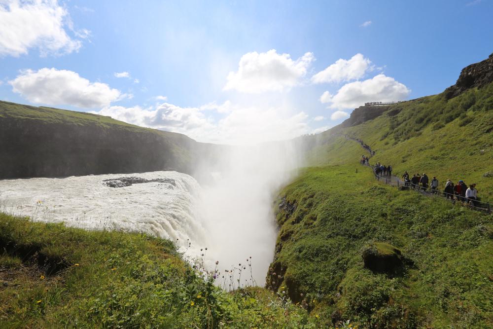 Nämä Islannin putoukset on nähtävä (video)!