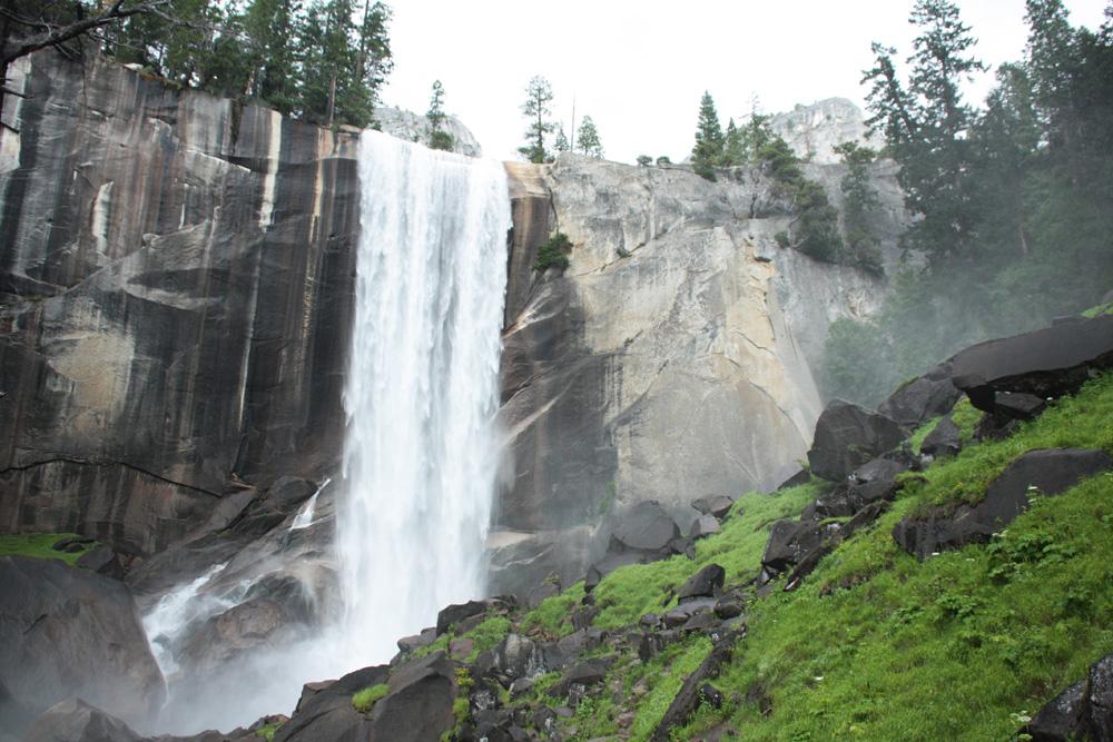 Unelmien vaellus Yosemitessa