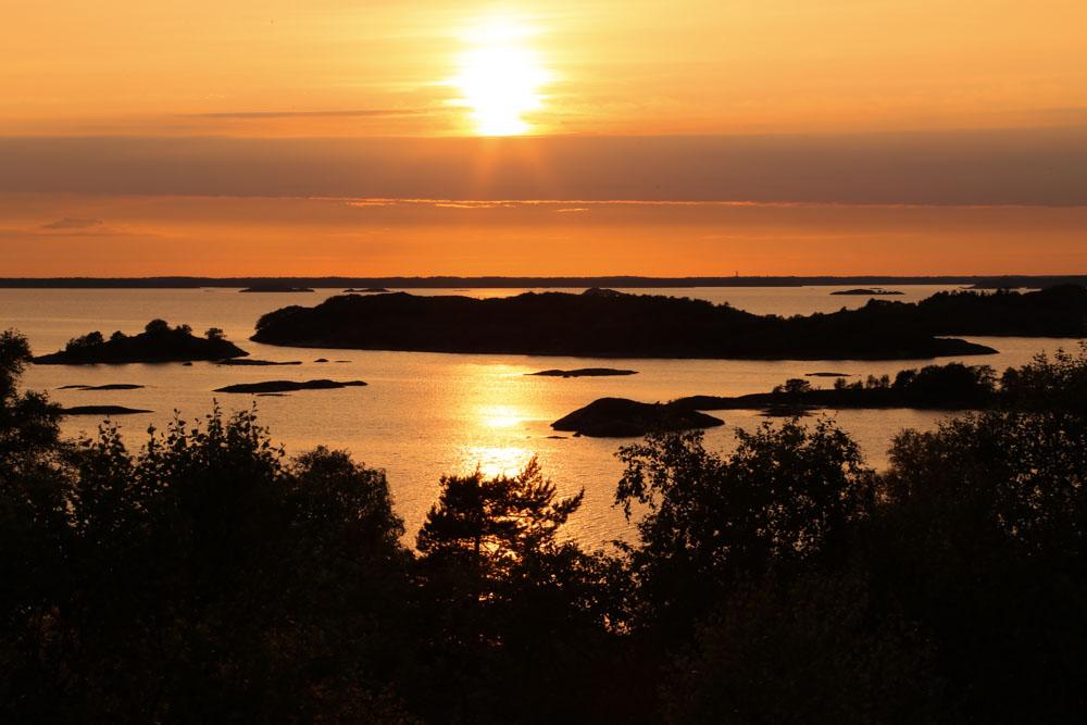 Berghamn on saariston helmi