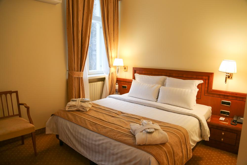 Edullinen hotellilöytö Tallinnasta